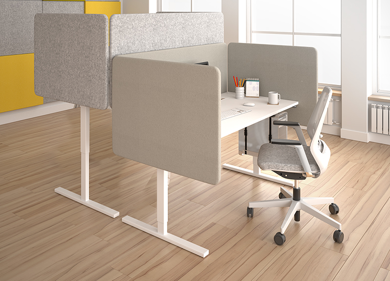 Easy Sit Stand Desk Office Desks Office And Home Solutions