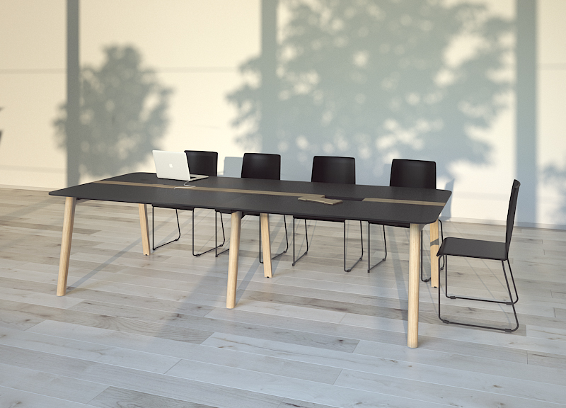 Nova Wood Meeting Table Meeting Tables Office And Home