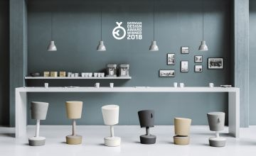 Mickey and Violle won the German Design Award 2018