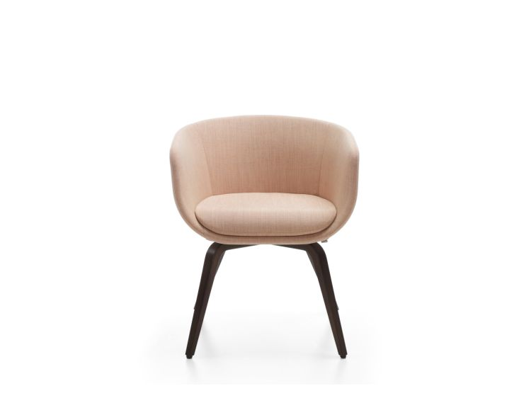 Nu guest chair