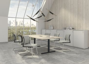 T-EASY meeting table