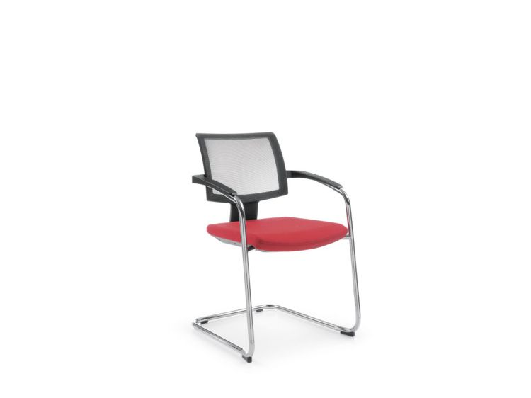 Xenon Net guest chair